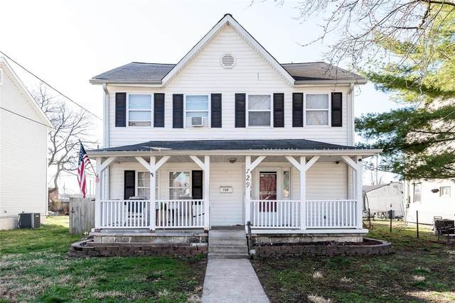 729 Benton Street, Valley Park, MO 63088 (#21014824) :: St. Louis Finest Homes Realty Group