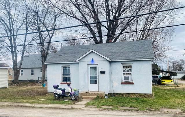334 Elm Street, Sullivan, MO 63080 (#21014860) :: Parson Realty Group