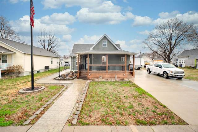 310 Jefferson, Crystal City, MO 63019 (#21014867) :: RE/MAX Vision
