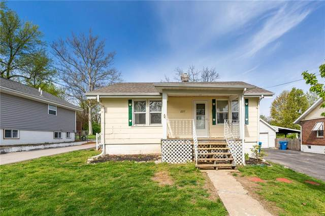 2217 Wismer Avenue, St Louis, MO 63114 (#21014878) :: Clarity Street Realty
