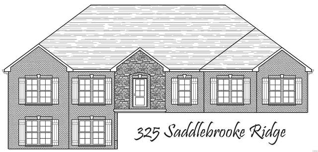 325 Saddlebrooke Ridge, Jackson, MO 63755 (#21014890) :: Terry Gannon | Re/Max Results