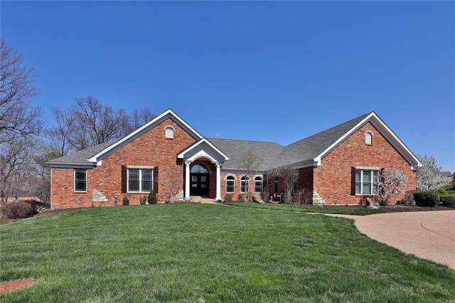 660 Willow Lake Court, Weldon Spring, MO 63304 (#21014926) :: PalmerHouse Properties LLC