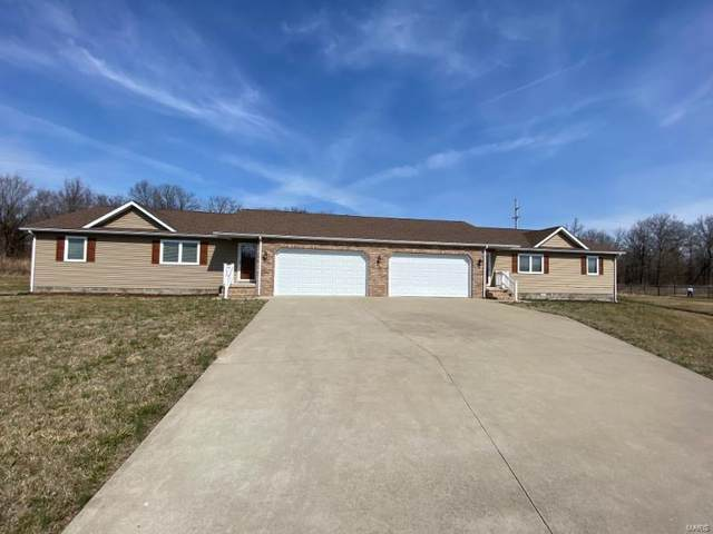 1217 Stonington Drive, HERRIN, IL 62948 (#21014927) :: Hartmann Realtors Inc.