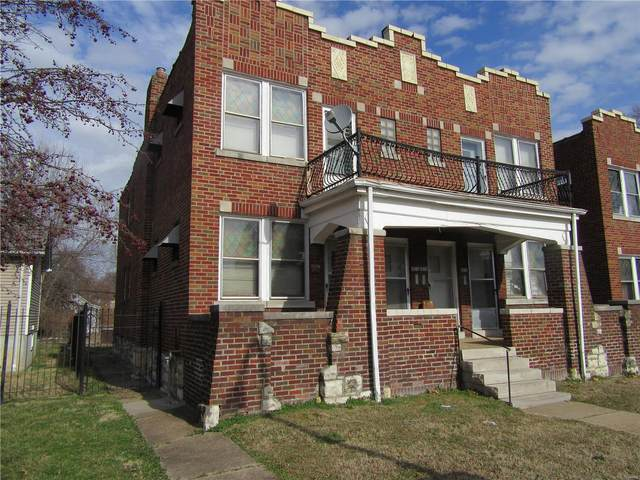5071 Ruskin Avenue, St Louis, MO 63115 (#21014980) :: Terry Gannon | Re/Max Results