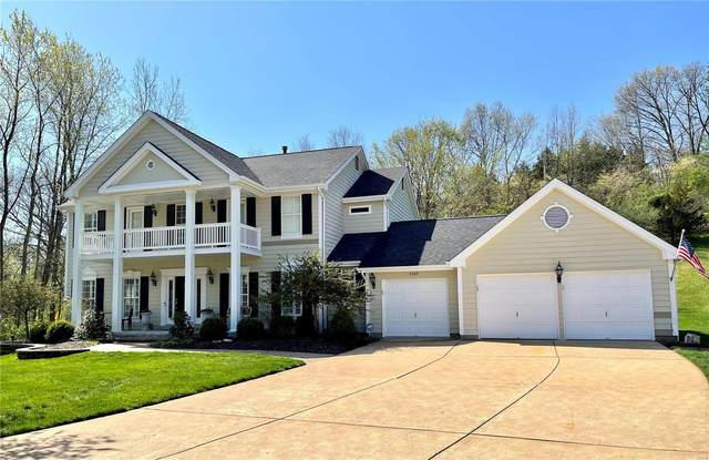 2569 Valley Oaks Estates Drive, Wildwood, MO 63005 (#21015088) :: Parson Realty Group