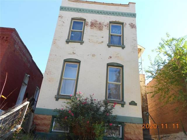 3724 Nebraska Avenue, St Louis, MO 63118 (#21015104) :: Clarity Street Realty