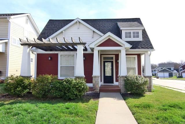 2935 Walden Boulevard, Cape Girardeau, MO 63701 (#21015135) :: Realty Executives, Fort Leonard Wood LLC