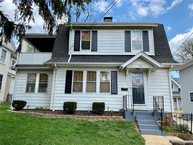 743 Clark Avenue, Webster Groves, MO 63119 (#21015187) :: RE/MAX Vision