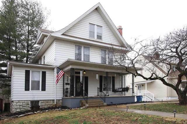 723 Euclid Place, Alton, IL 62002 (#21015192) :: Terry Gannon   Re/Max Results