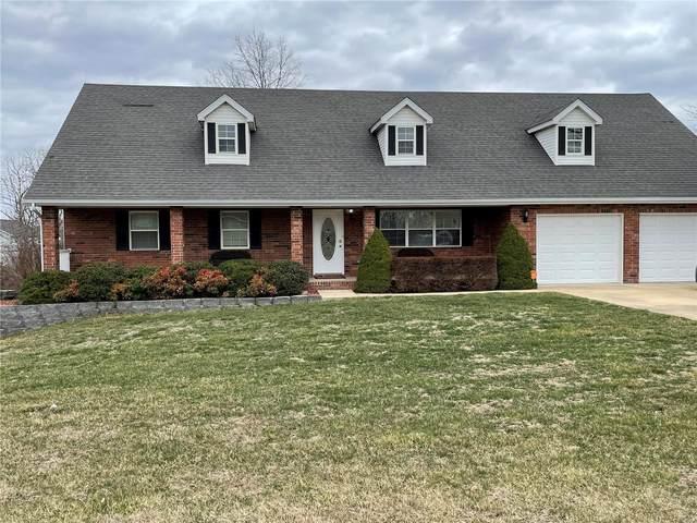 19668 Longview, Waynesville, MO 65583 (#21015344) :: Parson Realty Group