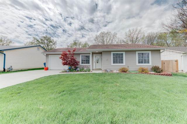 2505 Merribrook Lane, O'Fallon, MO 63368 (#21015352) :: Parson Realty Group