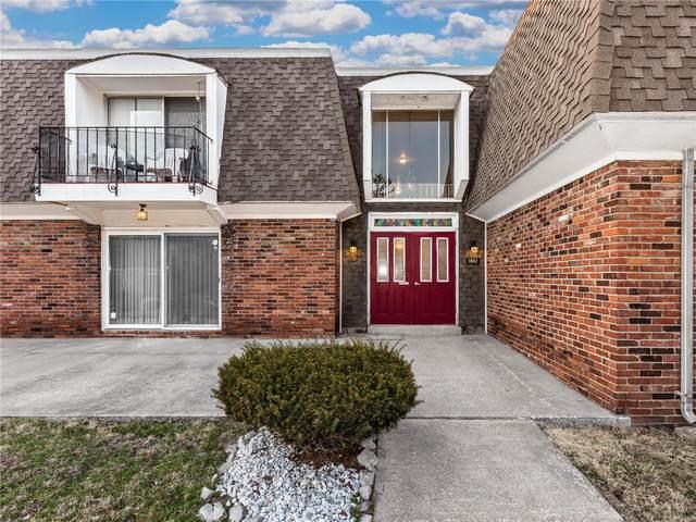 1042 Lafayette Ct. C, Collinsville, IL 62234 (#21015359) :: Parson Realty Group