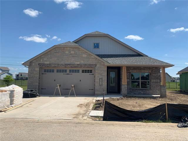 7430 Clarence Court, Glen Carbon, IL 62034 (#21015466) :: Fusion Realty, LLC
