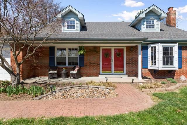 1019 Bridgeport Drive, Ellisville, MO 63011 (#21015612) :: PalmerHouse Properties LLC
