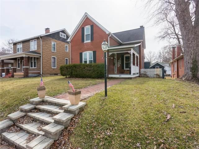 105 S Virginia Avenue, Belleville, IL 62220 (#21015654) :: Clarity Street Realty
