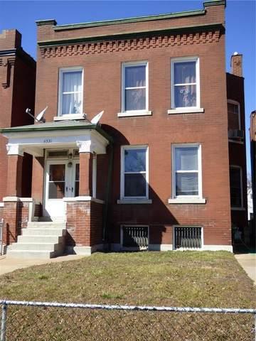 4531 Harris Avenue, St Louis, MO 63115 (#21015719) :: RE/MAX Vision