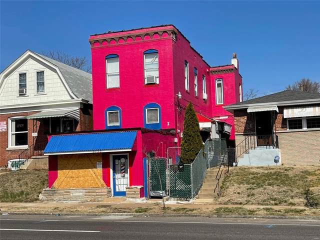 3753 Gravois Ave., St Louis, MO 63116 (#21015734) :: St. Louis Finest Homes Realty Group