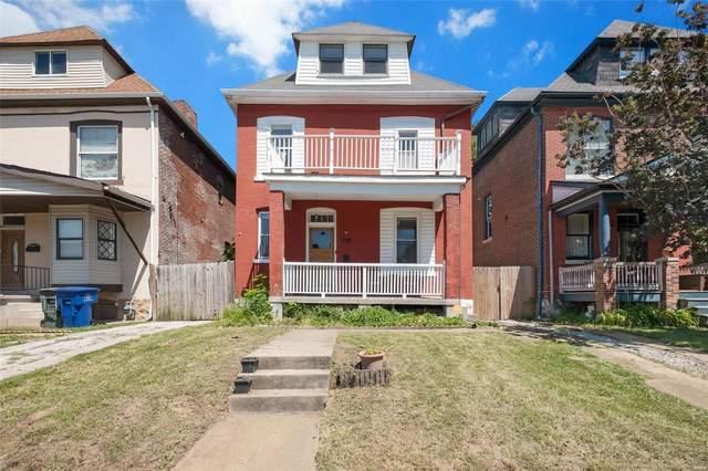 938 Catalpa Street, St Louis, MO 63112 (#21015883) :: Clarity Street Realty