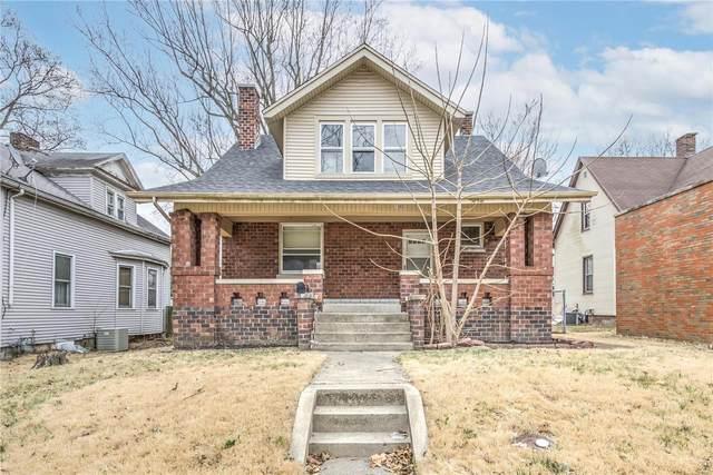 1102 E Main, Belleville, IL 62220 (#21015942) :: Tarrant & Harman Real Estate and Auction Co.