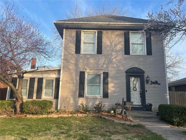 2437 Cleveland Boulevard, Granite City, IL 62040 (#21015967) :: Matt Smith Real Estate Group
