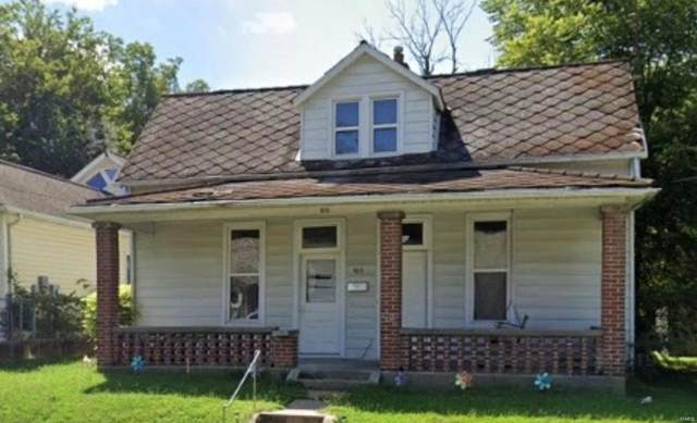 915 N Fountain Street, Cape Girardeau, MO 63701 (#21016108) :: Clarity Street Realty