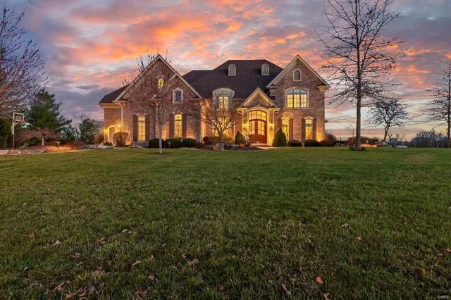 5334 Wild Oak Lane, Smithton, IL 62285 (#21016186) :: Krista Hartmann Home Team