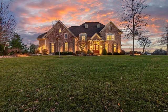 5334 Wild Oak Lane, Smithton, IL 62285 (#21016186) :: Clarity Street Realty