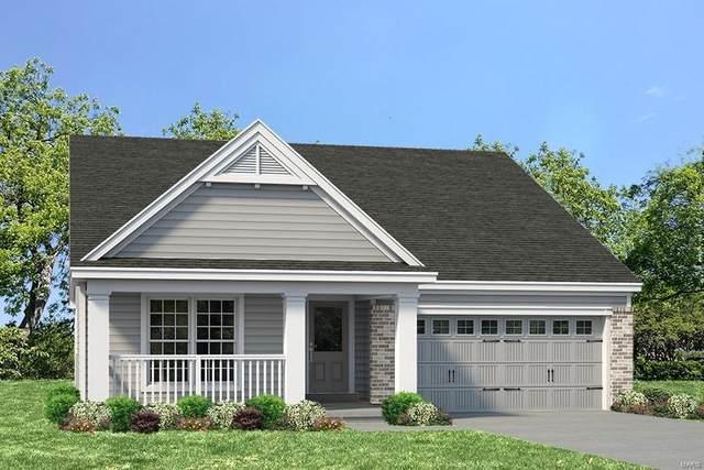 1 Whitehall @ Arden Pointe, Dardenne Prairie, MO 63368 (#21016299) :: PalmerHouse Properties LLC