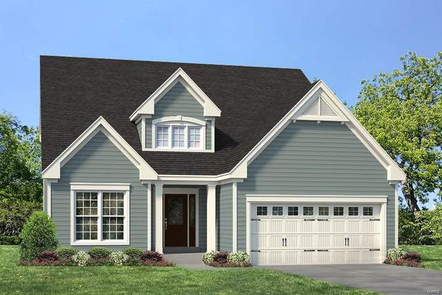 1 Waverly @ Arden Pointe, Dardenne Prairie, MO 63368 (#21016304) :: PalmerHouse Properties LLC
