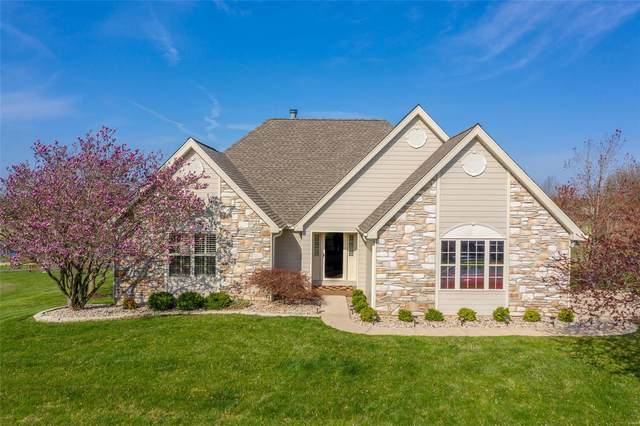 1186 Turnberry Drive, Innsbrook, MO 63390 (#21016310) :: Parson Realty Group