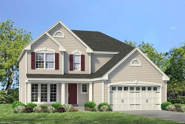 1 Stratton @ Arden Pointe, Dardenne Prairie, MO 63368 (#21016340) :: PalmerHouse Properties LLC