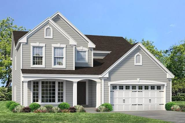 1 Carver @ Arden Pointe, Dardenne Prairie, MO 63368 (#21016369) :: PalmerHouse Properties LLC