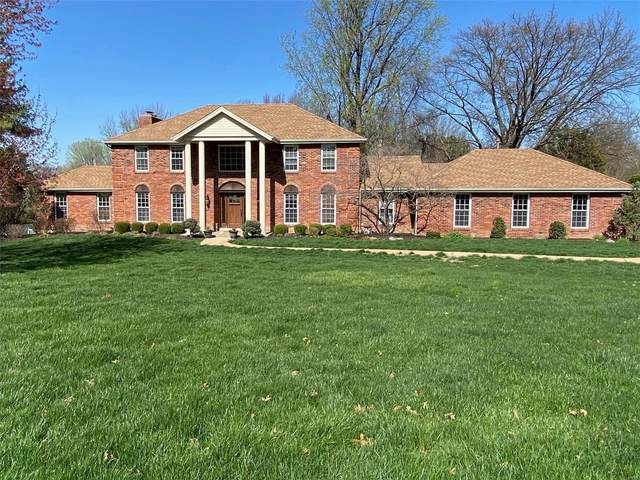 3 Clarkson Lake Court, Chesterfield, MO 63017 (#21016382) :: Kelly Hager Group | TdD Premier Real Estate