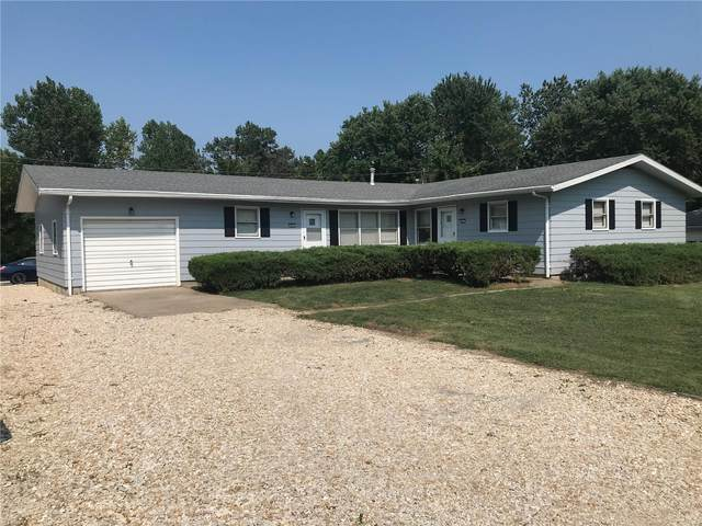 403 Mary's Drive, Louisiana, MO 63353 (#21016420) :: St. Louis Finest Homes Realty Group