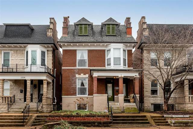 3308 Halliday Avenue, St Louis, MO 63118 (#21016423) :: Clarity Street Realty