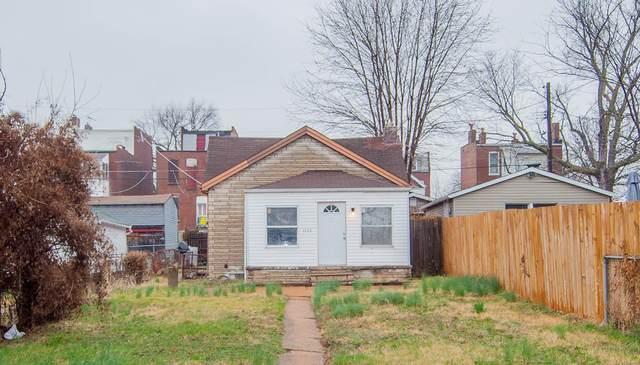 4409 Alaska Avenue, St Louis, MO 63111 (#21016453) :: Parson Realty Group