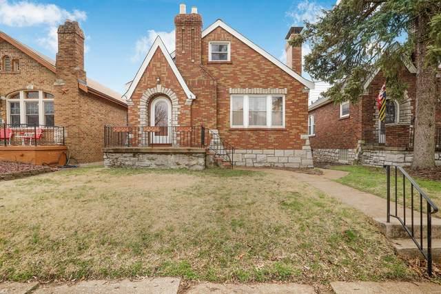 5312 Pernod Avenue, St Louis, MO 63139 (#21016457) :: PalmerHouse Properties LLC