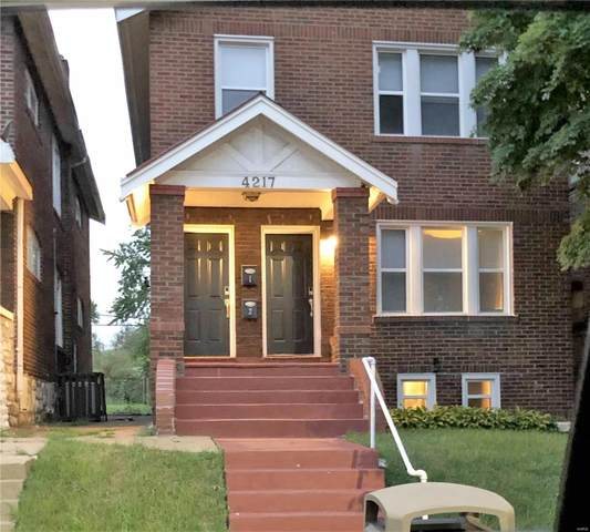 4217 Shreve Avenue, St Louis, MO 63115 (#21016472) :: Terry Gannon | Re/Max Results