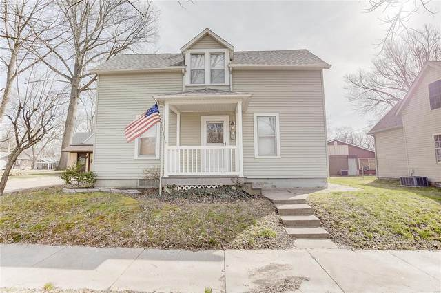 1501 Pine Street, Highland, IL 62249 (#21016474) :: Hartmann Realtors Inc.