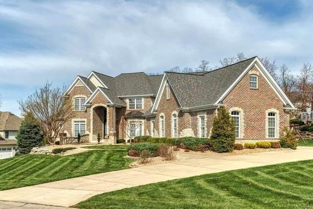 5319 Lancelot Drive, Weldon Spring, MO 63304 (#21016529) :: PalmerHouse Properties LLC