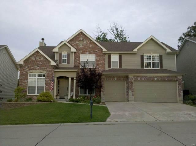 5136 Romaine Spring Drive, Fenton, MO 63026 (#21016541) :: Clarity Street Realty