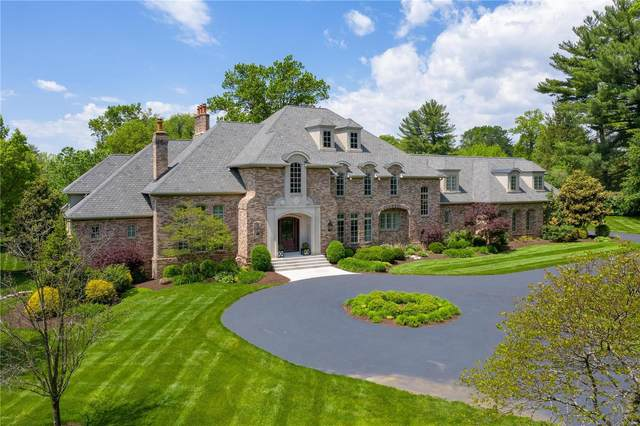 1 Wood Acre Road, Ladue, MO 63124 (#21016587) :: Clarity Street Realty