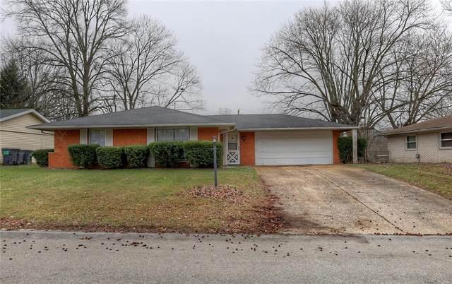 303 Dogwood Lane, Fairview Heights, IL 62208 (#21016600) :: Century 21 Advantage