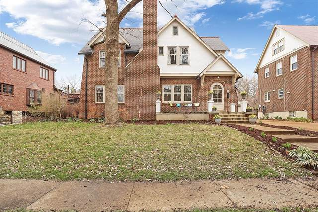 7447 Cromwell, St Louis, MO 63105 (#21016601) :: Clarity Street Realty