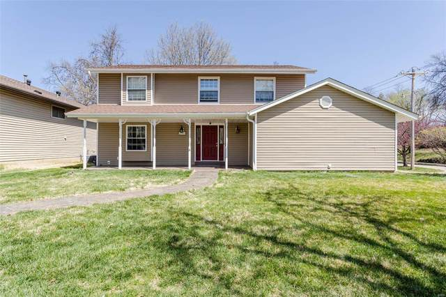 2302 Pheasant Run Drive, Maryland Heights, MO 63043 (#21016608) :: Terry Gannon | Re/Max Results