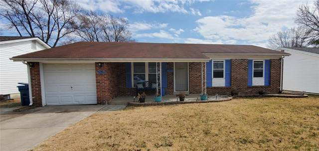 7424 Sunset Drive, Hazelwood, MO 63042 (#21016632) :: Parson Realty Group