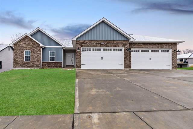 0 Tbb-Brock-Upper Incline Est, Foristell, MO 63348 (#21016802) :: Clarity Street Realty