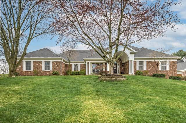 1143 Whitmoor Drive, Weldon Spring, MO 63304 (#21016803) :: Parson Realty Group