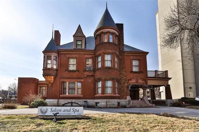 4484 W Pine, St Louis, MO 63108 (#21016833) :: PalmerHouse Properties LLC
