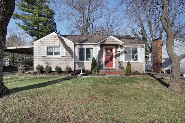 458 Cass Avenue, Edwardsville, IL 62025 (#21016835) :: RE/MAX Professional Realty